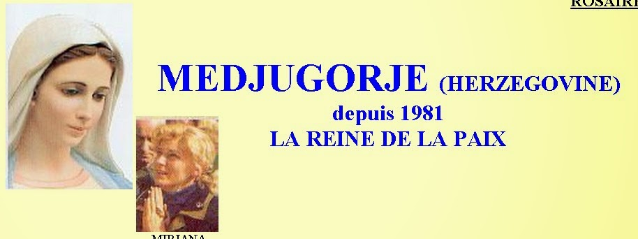 messages 1981-1983 français medjugorje