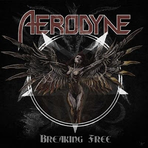 Aerodyne -- Breaking Free (Street Symphonies Records December 15, 2017)