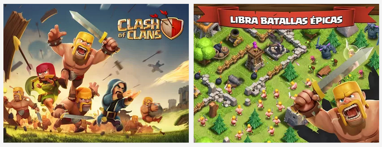 Clash Of Clans Disponible Para Android Descargalo Gratis