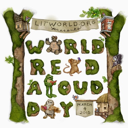 World Read Aloud Day 2015