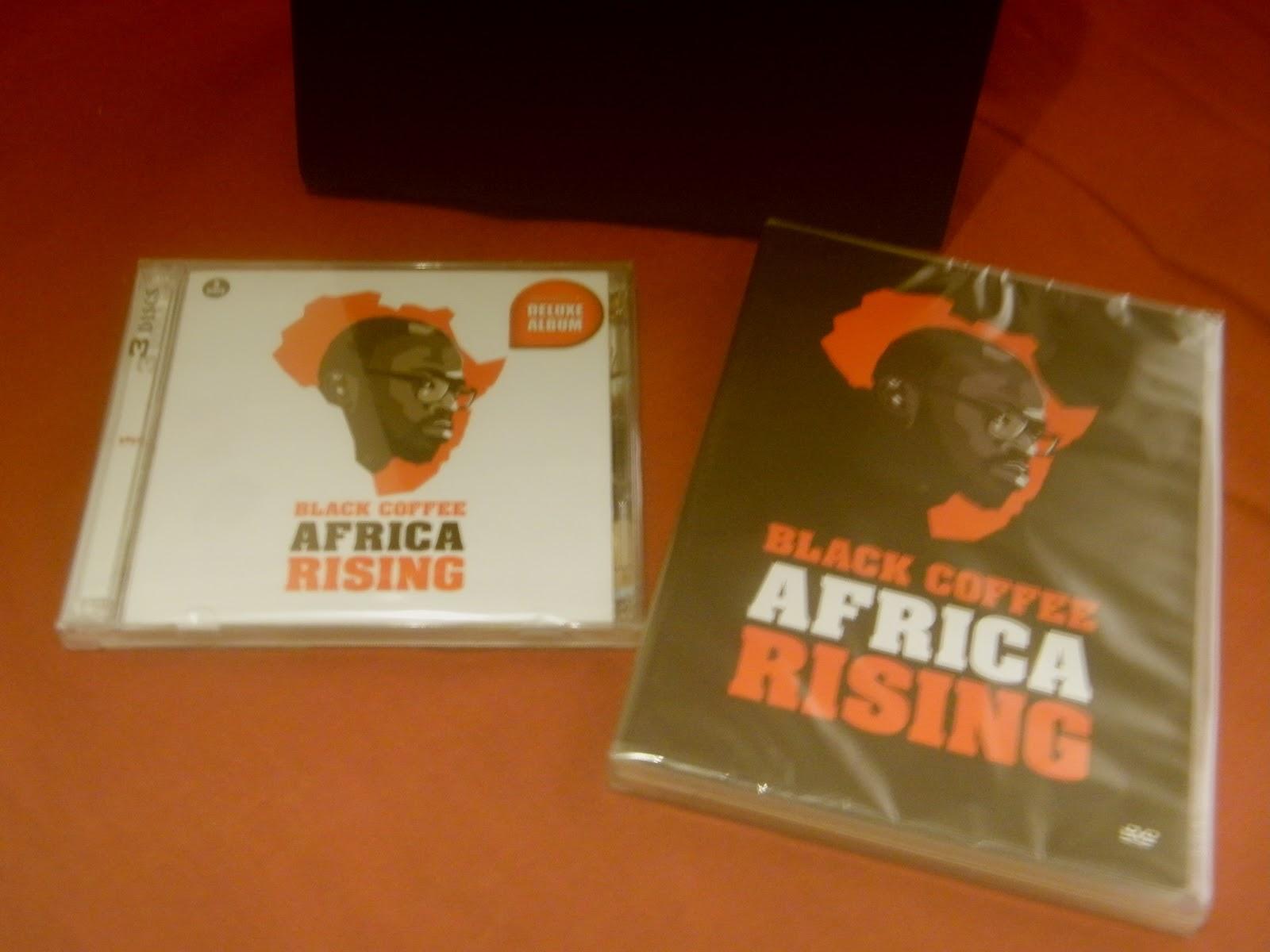 Africa Rising Black Coffee Album