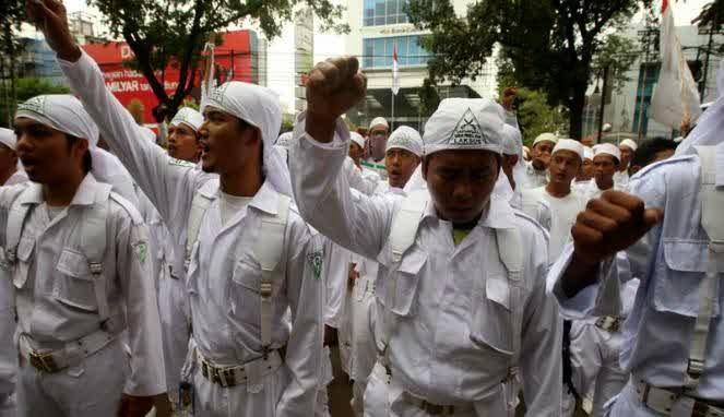 (FPI) Tolak Wakil Gubernur DKI