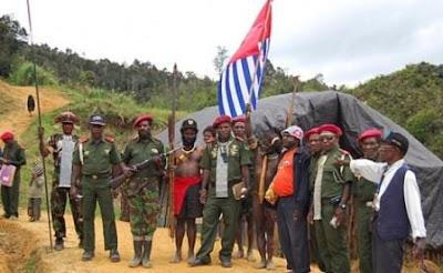 Sejarah Organisasi Papua Merdeka (OPM)