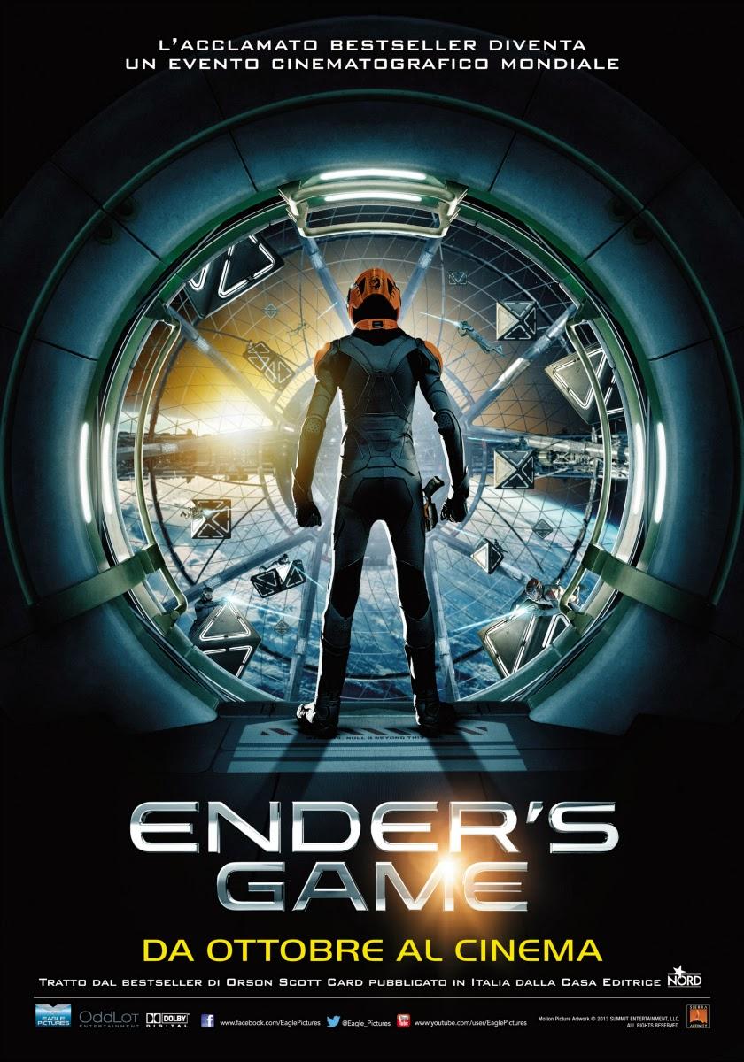 le frasi piu belle del film enders game - Frasi dal film Ender's Game MYmovies