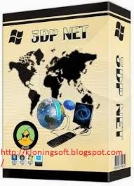 Free Download 3DP NET 14:08, Wireless and LAN Driver All PC or Laptop