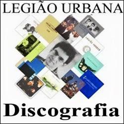 Legião Urbana – Discografia 21CDS