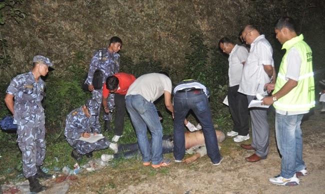 don chari killed in bhimdhunga kathmandu