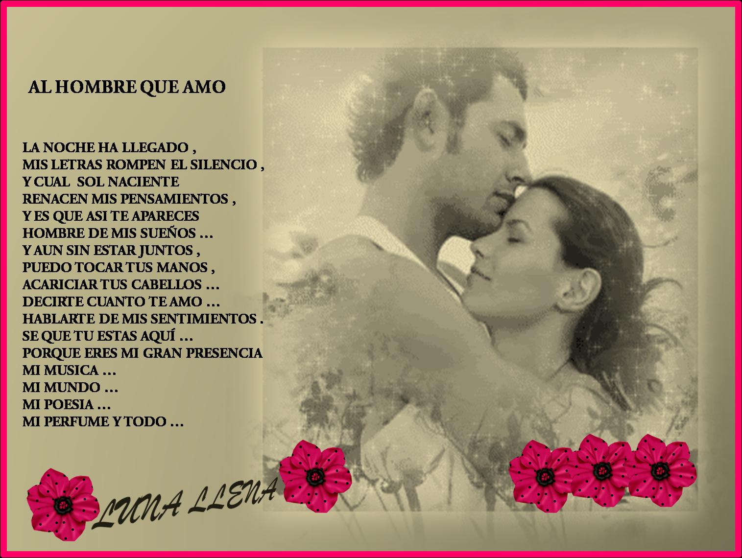 Poemas De Amor Para MI Esposo