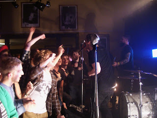 15.12.2012 Essen - Café Nova: Turbostaat