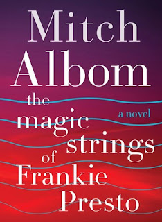 The Magic Strings of Frankie Presto, Mitch Albom