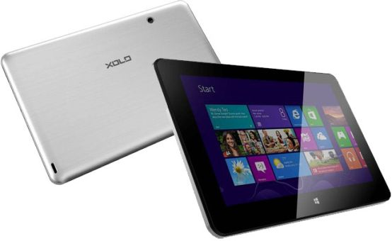 Xolo Win Tablet with 10.1-inch Display, Windows 8.1 Launched for Rs.19990
