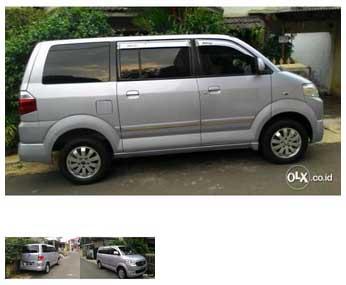 Mobil Bekas Jakarta : Suzuki APV Arena