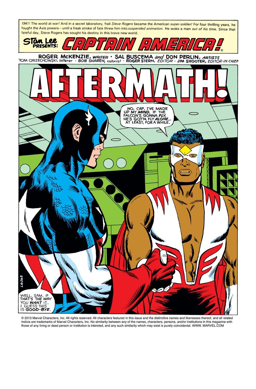 Captain America (1968) Issue #231 #146 - English 2