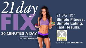 21 Day Fix Gives RESULTS!