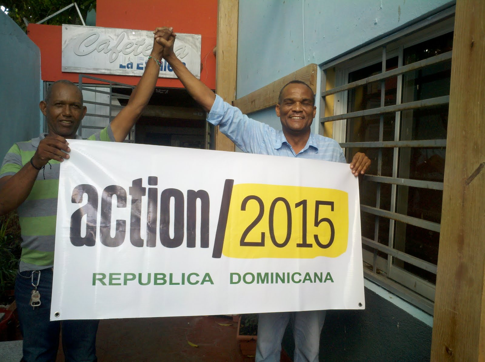 Acción/2015, Rep. Dominicana.