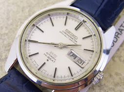 SEIKO KING SEIKO CHRONOMETER OFFICIALLY CERTIFIED - AUTOMATIC 5626 7000 HIGH BEAT 28800