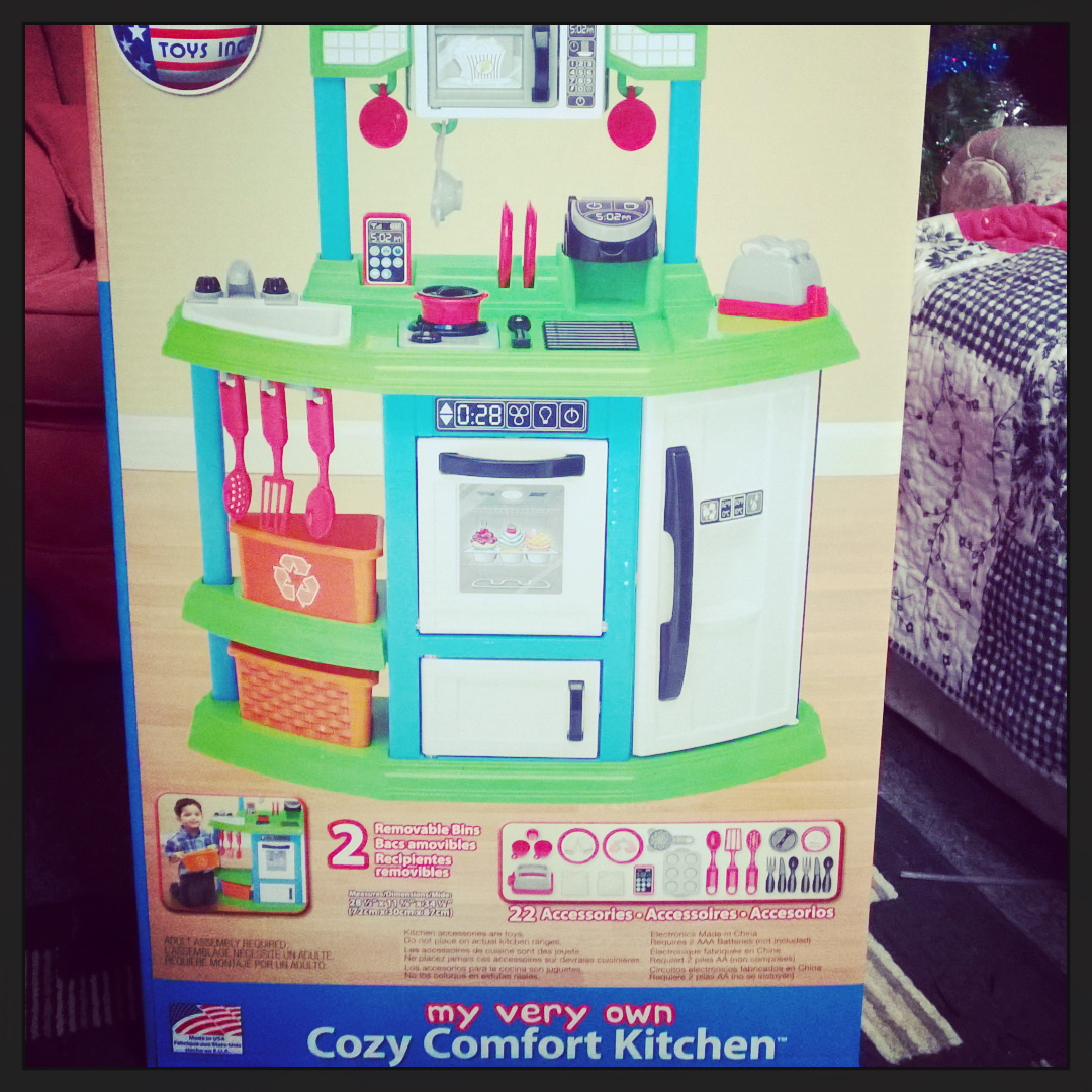 Etonnant American Plastic Toys: My Very Own Cozy Comfort Kitchen! #MGBHGG