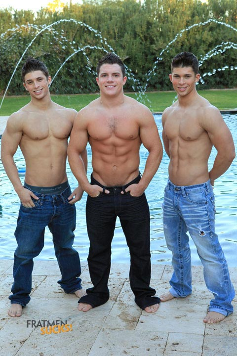 Delicious Young Guys: Trent & Twins