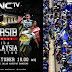 Jadwal Pertandingan Persahabatan Persib VS Malaysia All Star dan Konvoi Bobotoh
