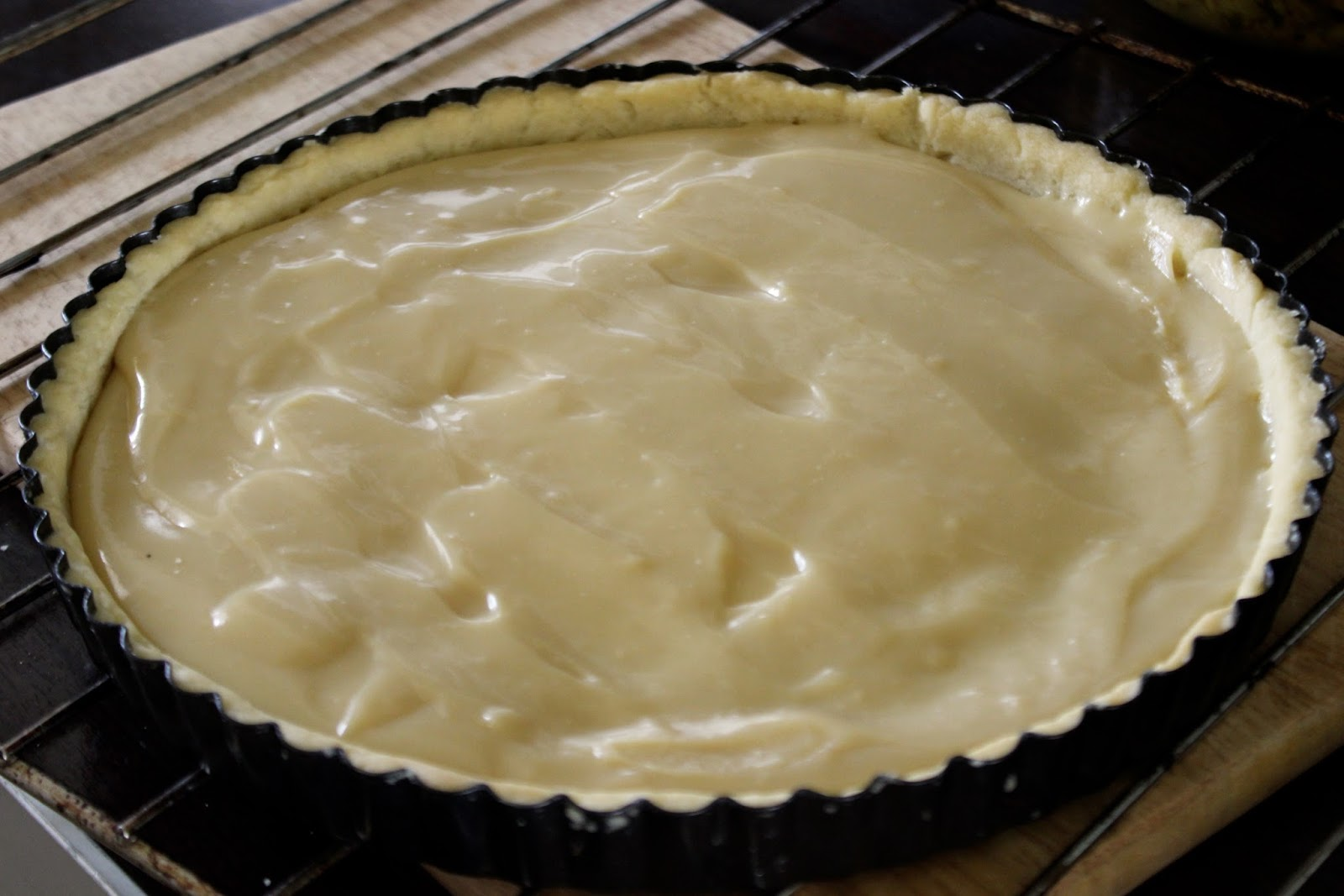 recipe: caramel tart recipe condensed milk [19]