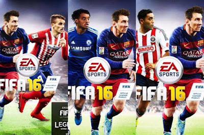 Portadas Video juego FIFA 2015