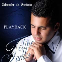 Felipe Farkas - Adorador de Verdade - (Playback)