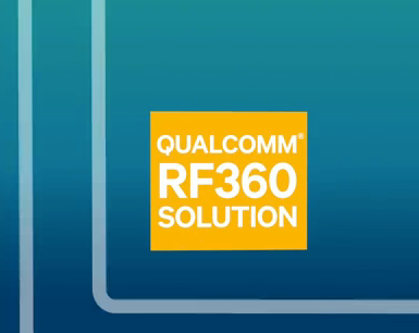 Qualcomm Announces 4G chip called RF360