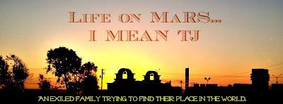 Life on Mars...I Mean TJ
