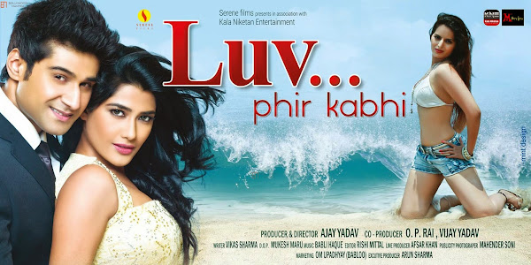 LUV... Phir Kabhi (2014) Movie Poster No. 4