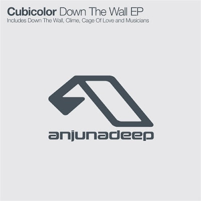 Cubicolor - Down The Wall EP