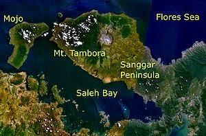 Gunung Tambora: the Greatest Crater In Indonesia
