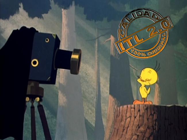 Dibujos animados [Silvestre y Piolin Y Speedy Gonzales] DVDR