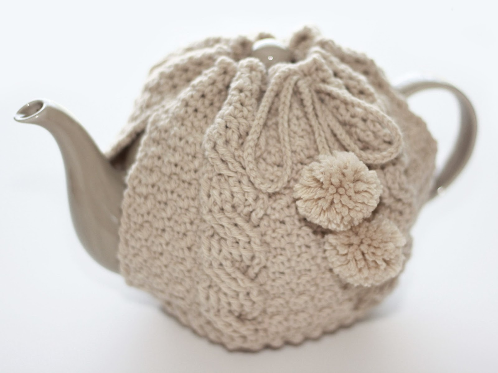 Free Crochet Pattern Small Tea Cozy : knot sew cute design shop: July 2013