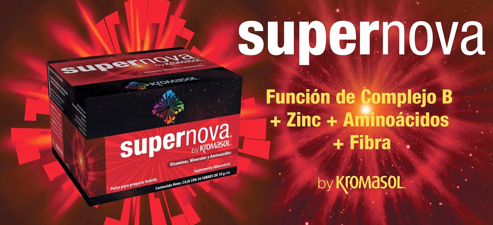 Supernova by kromasol sirve para bajar de peso – Comiendo