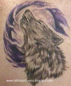 Posted By Buzzlecom At 3:18 Am Labels: Wolf Tattoo Pictures