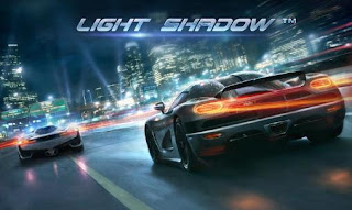 Screenshots of the Light shadow: Racing online for Android tablet, phone.