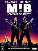 Download MIB Homens de Preto Dublado AVI +  RMVB BDRip