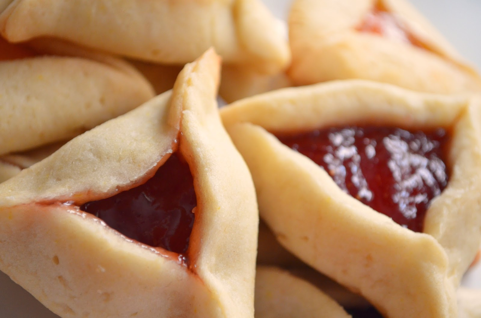 Purim Hamantaschen hamantaschen the inventive vegetarian