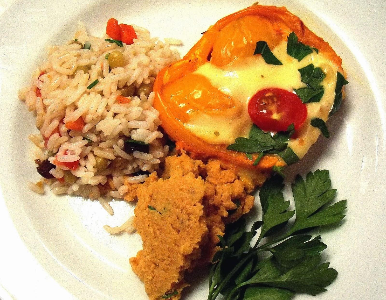 Fotos com comida til pia ao molho cremoso de tomate for Comida para tilapia