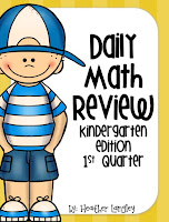 https://www.teacherspayteachers.com/Product/Daily-Math-Review-KINDERGARTEN-Quarter-1-1763227