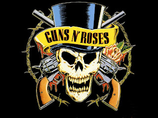 Guns N' Roses Skull Album Art High Definition Wallpaper