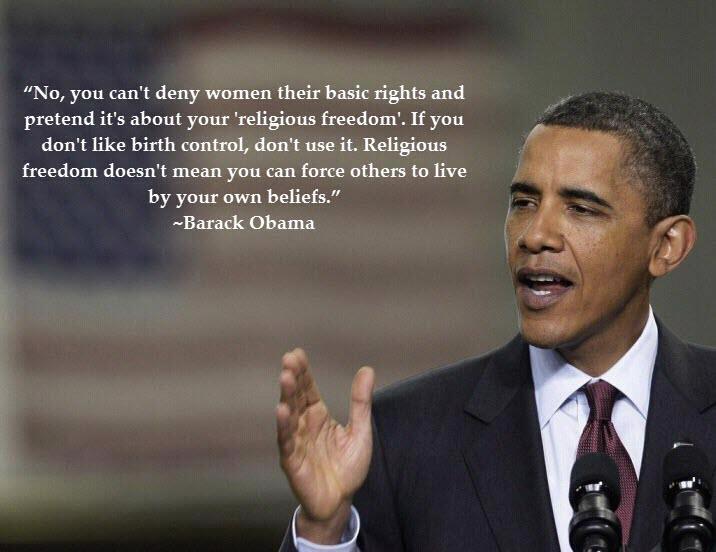 Obama  Women Rights