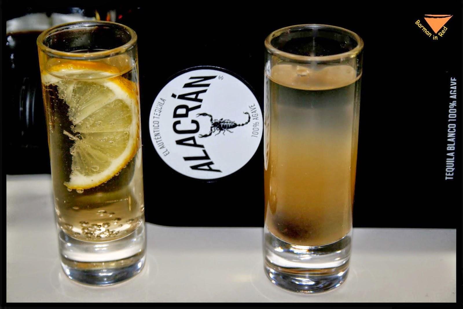 shots tequila