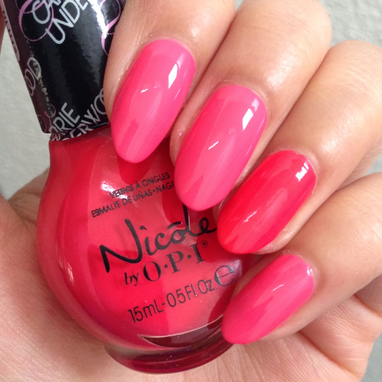 DSK Steph!: Nicole by OPI \