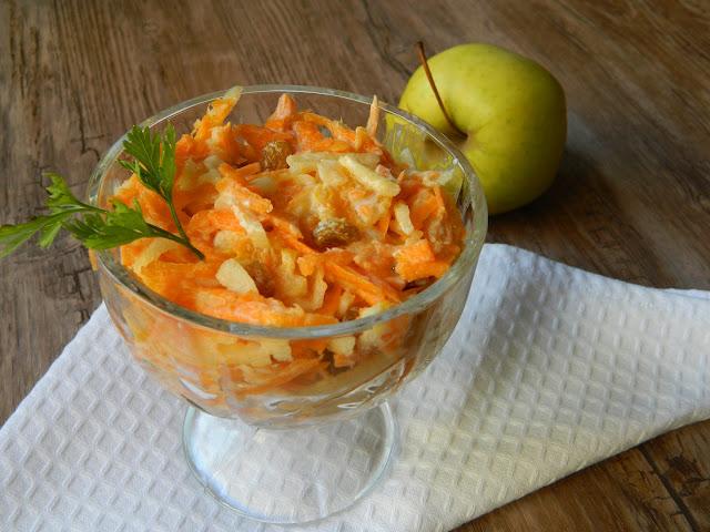 SAlata de morcovi