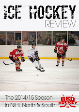 AVAILABLE NOW - The ideal Christmas present for every ice hockey player and fan
