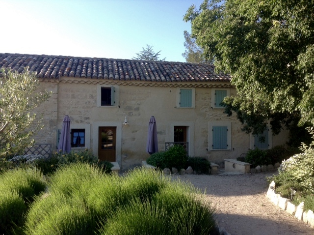 Cottage Les Ciboulette, outside Avignon, France