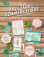Frühjahr -Sommer-Katalog 2017