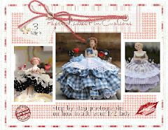 3 Patterns in 1 - PIN CUSHION Dolls