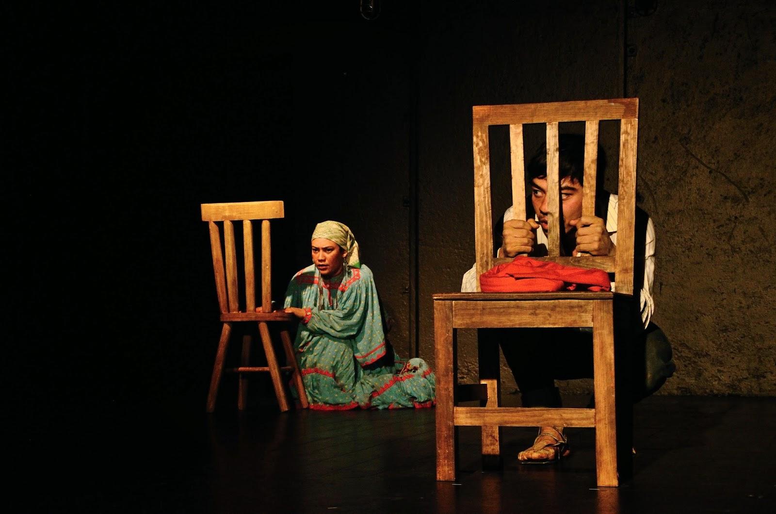 """Estrenan """"Jacinto y Nicolada en el Foro La Gruta del Helénico"""